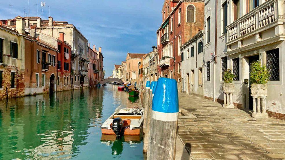 Malerisch und authentisch: im Stadtteil Cannaregio erwartet die Besucher das alte Venedig