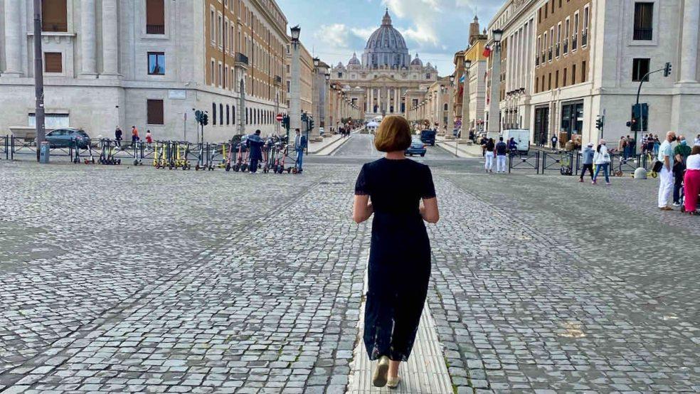 Petersdom: Freier Weg zur größten Kirche der Welt