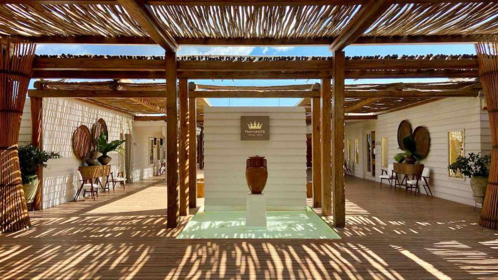 Mykonos Reisetipps Beach Clubs Principote Beyond Eingang