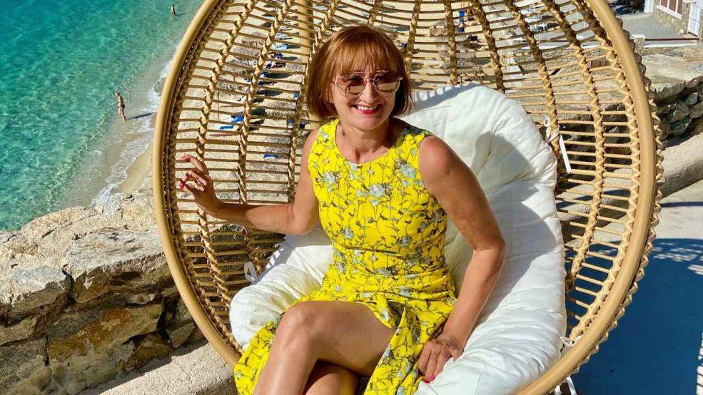 Mykonos Reisetipps Beach Clubs Psarou Beach Bloggerin Svemirka Seyfert