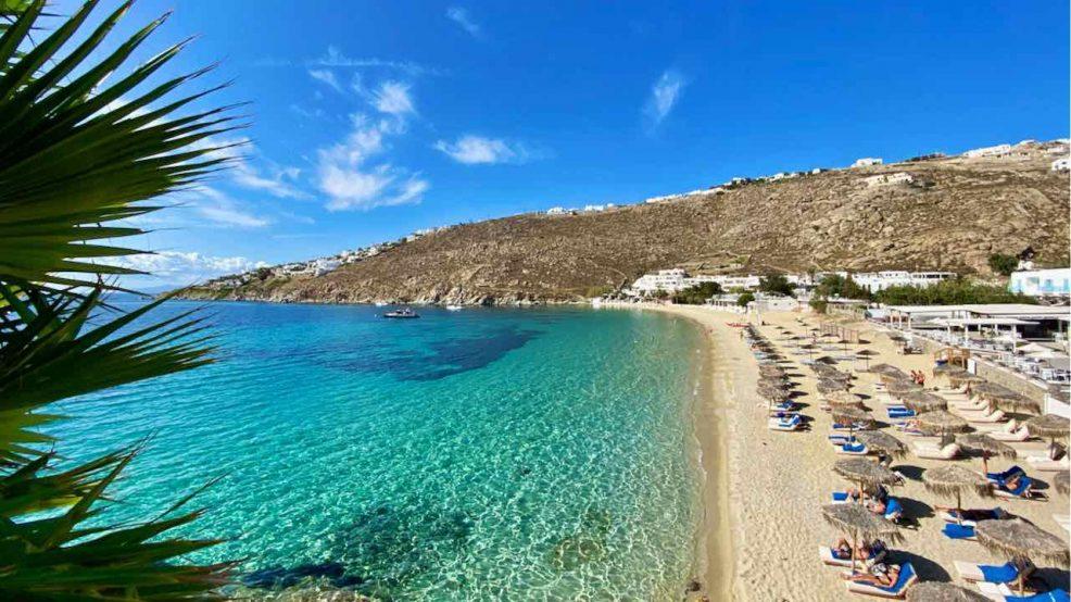 Mykonos Reisetipps Beach Clubs Psarou Beach Nammos Beachclub 2